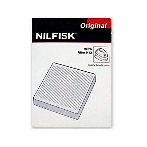 Nilfisk Power Serie Hepa Filter Stofzuiger Hepafilter, Type: H 12