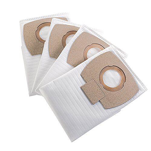 Nilfisk Stofzuiger SMS Bag en Microfilter Kit, Pack van 4