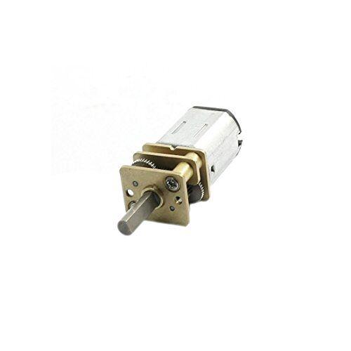 sourcing map GA12-N20 DC 12 V reductie van 78 rpm toerental versnellingsbak motor voor elektrische vergrendeling