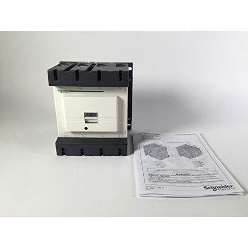 Schneider LC1D115004B7 vermogensbeschermer, 4p, 200A/AC1, spoel 24V 50/60Hz