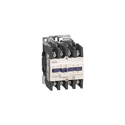 Schneider LC1D40008B7 vermogensbeschermer, 2S+2Ö, 60A/AC1, spoel 24V 50/60Hz