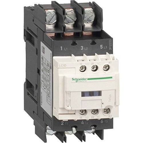 Schneider LC1D65A6FE7 vermogensbeschermer, 3p+1S +1Ö, 30kW/400V/AC3, 65A, spoel 115V 50/60Hz