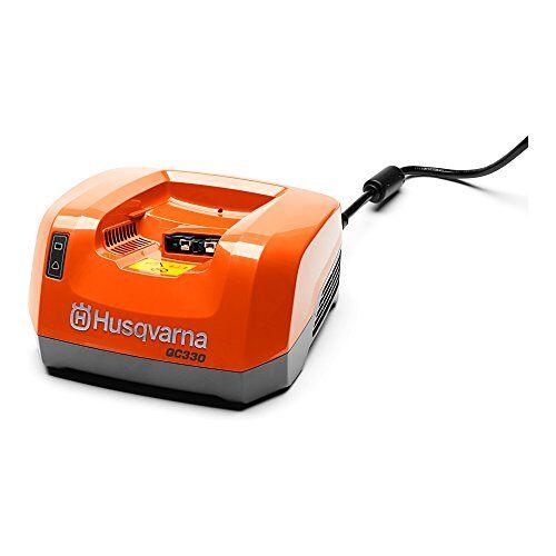 Husqvarna 967 09 14-01 oplader QC 330 voor 36,0 volt Li-Ion batterijen