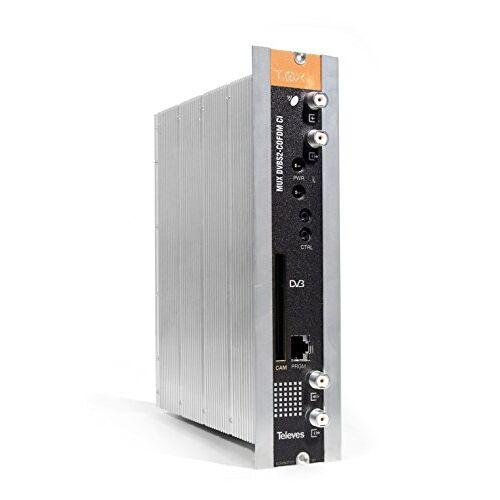 Televes 564201 – transmodulader dvbs-s2/COFDM printplaat multiplexer