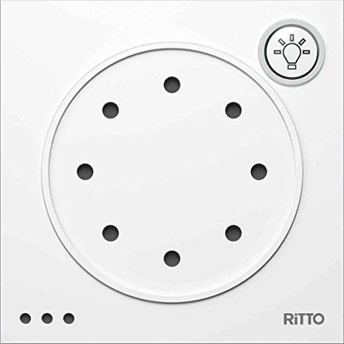 Ritto Portier deurintercommodule, wit, 1876070