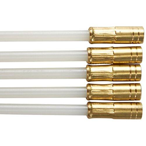Super Rod CR-NX5 X5, nylon, met accessoires, wit