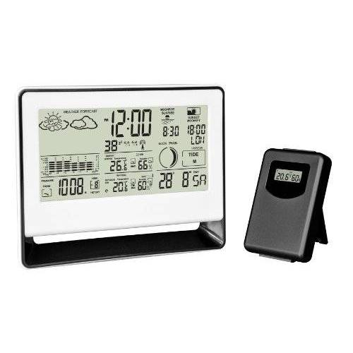 CHACON 54417 weerstation met barometer/buitensensor