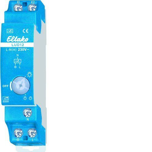 Eltako LUD12-230V vermogenstoevoeging voor universele dimschakelaar