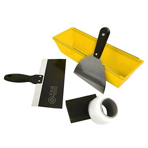 Fartools 212025 gereedschap voor gipsplaten