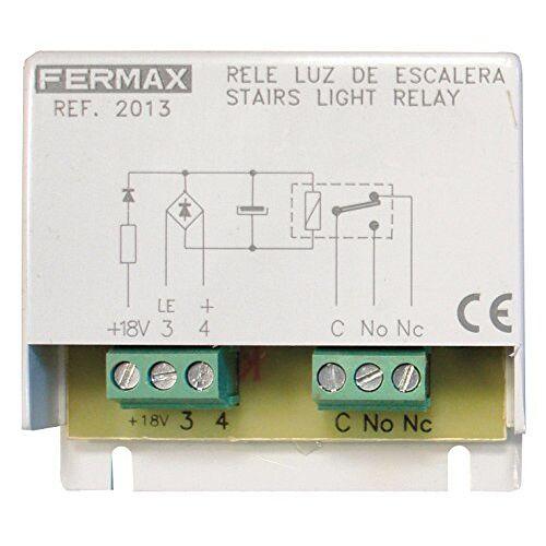 FERMAX Relais voor extra functies, 2013.