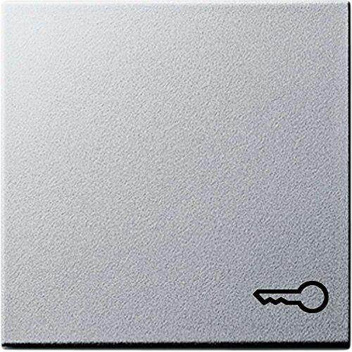 Gira 028726 wipsymbool, sleutelsysteem 55, aluminium