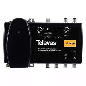 """Televes – Amp. Minikom 1E/1S""""F 47. 454/470. 862mhz"""