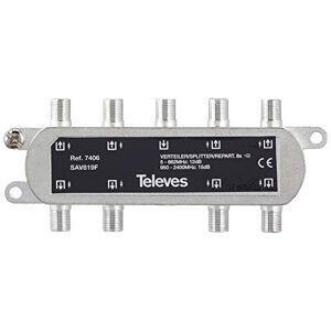 """Televes – repareert. 5. 2400 MHZ""""F 8d 13/18 dB"""