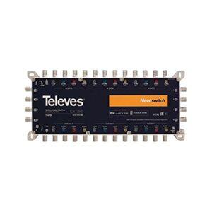 Televes – Becker schakelaar 13 x 13 x 32 inch F van de terminal/waterval