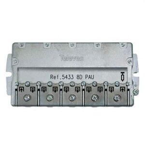 Televes 5433 – Dealer Pau 8 direcciónes ICT