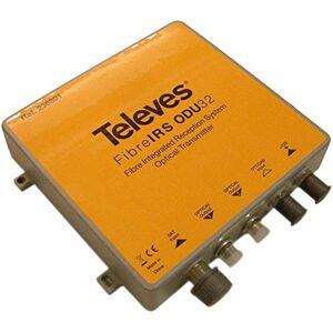 Televes 236801 Converter glasvezel kabel DAB/UHF/Fi