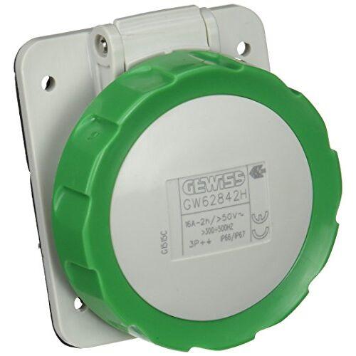 Gewiss Installatie 10  HP IP67 3P + T 16 A  50 V 2 H