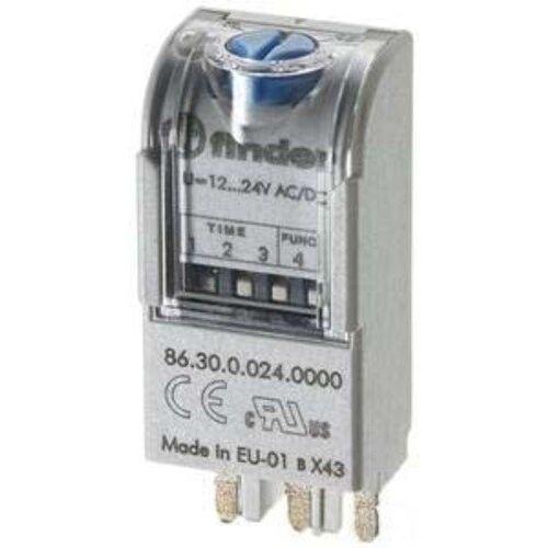 finder Serie 86 – Module timing bifunción 240 VAC/DC