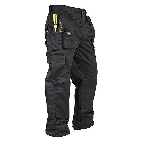 Lee Cooper , cargo-broek voor heren broek 40W / 30L zwart