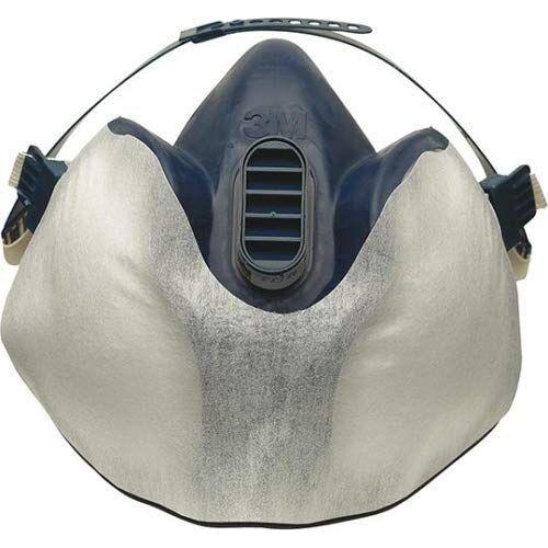 3M 400 Adembeschermingsmasker, beschermingsdoek (verpakking van 10 stuks)