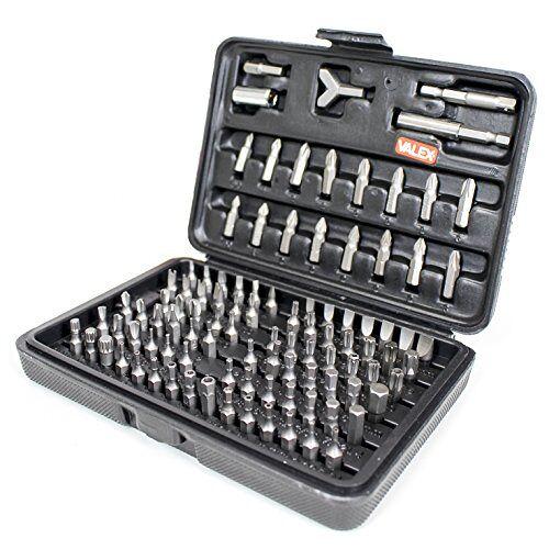 Valex 1460620 inzetstukken, 100 stuks, set