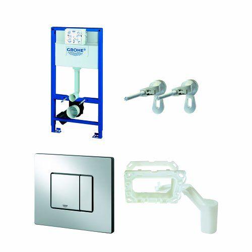 Grohe Rapid SL voor toilet, promotieset 4 in 1