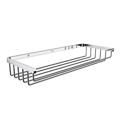 Roca A816533001 plank voor de badkamer, 300 x 120 mm, glanzend, metaal