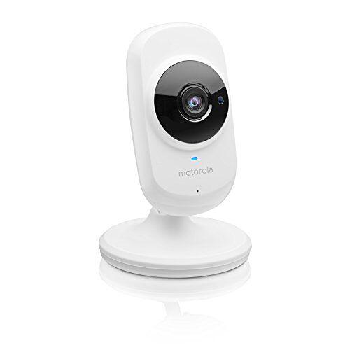 Motorola Focus 68-720p HD Digitale Camera met Wi-Fi wit