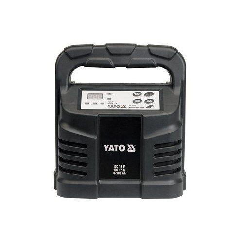 Yato Digitale batterijlader 12 V 12 A