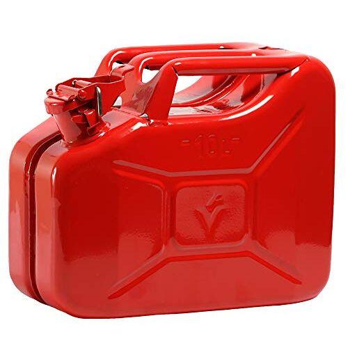 HP Autozubehör Valpro 10 liter plaat stalen bus, 10119
