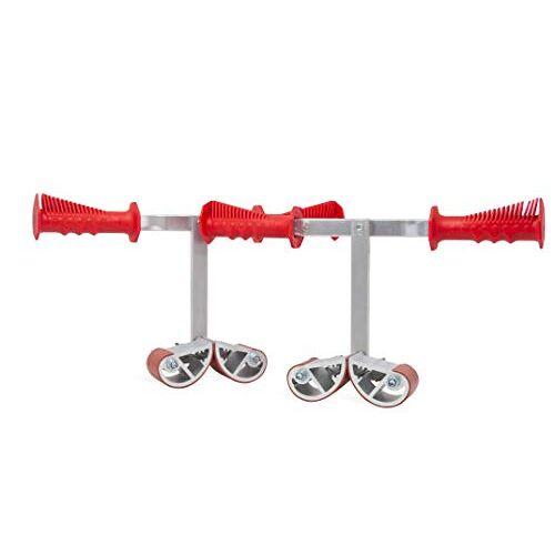 Carrymate TG 80 bordendrager handige draaghulp voor glasplaten, spiegels, metalen platen en nog veel meer.