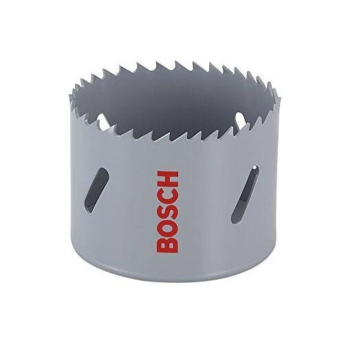 Bosch ringsnijder, HSS, bimetaal, voor standaard adapter, 14 mm, 9/16 inch 73 mm grijs