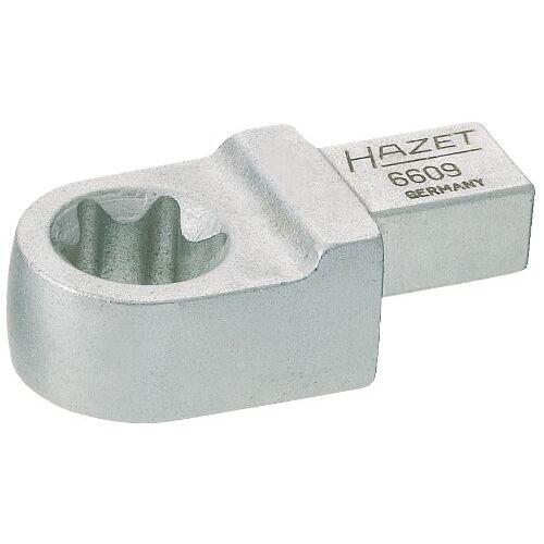 Hazet 6609D-E20 Insteeksleutel Torx ringsleutel.
