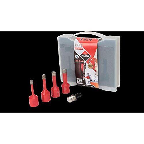 RUBI 50938 Mini-DryGRES-set, grijs