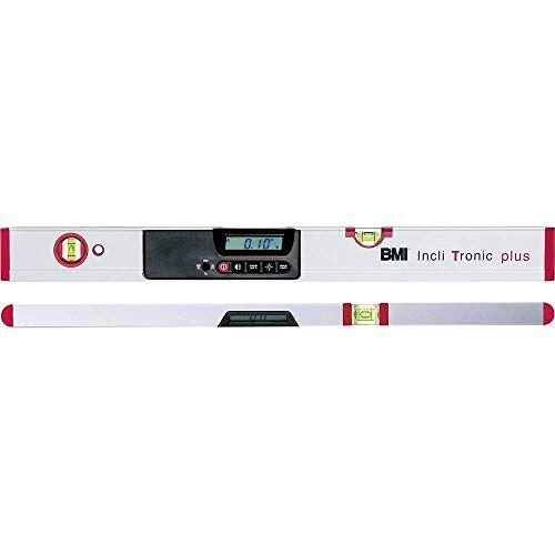 BMI 601060M Elektronische waterpas Inclitronic 60 cm met 2 ronde magneten