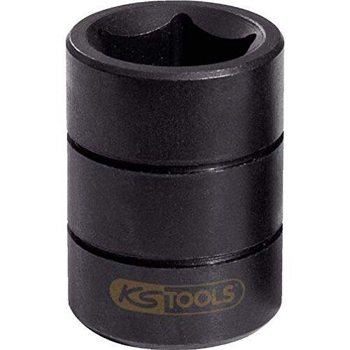 KS TOOLS 150.2155 1/2 inch remzadel steekmoer 5-kant, 19 mm
