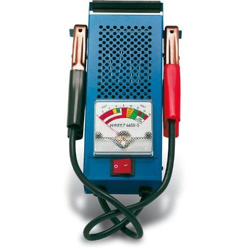 Hazet 4650-5 batterijtester