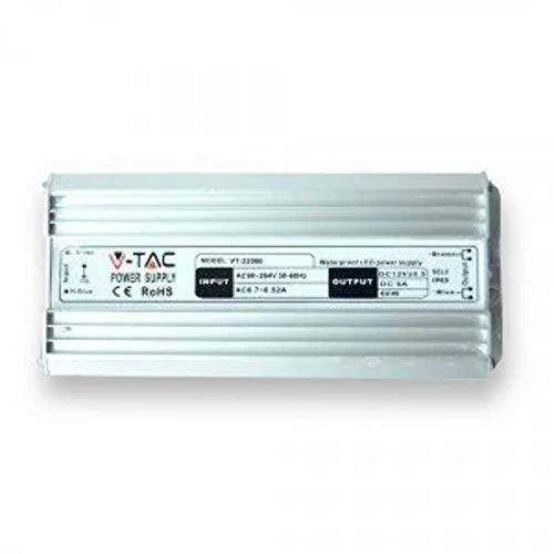 V-TAC Voeding 100W 24V 4.2A Waterproof IP65 voor Neon Flex LED