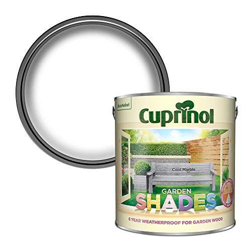 Cuprinol 5316989 Tuintinten Exterieur Houtverzorging, Koel Marmer
