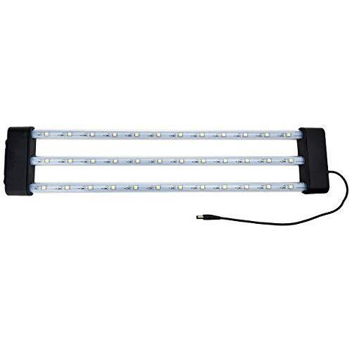 Interpet LED Heldere Witte Upgrade voor het  Insight 64L Aquarium, Gemakkelijk Fit Recht in de Aquariumkap