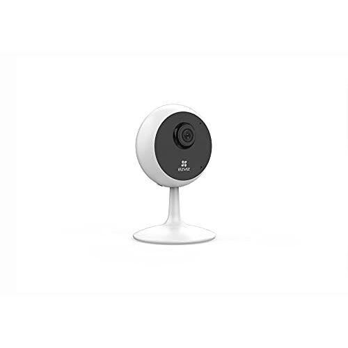 EZVIZ (720p/1080p) kubuscamera, FHD-camera Rond, Wit