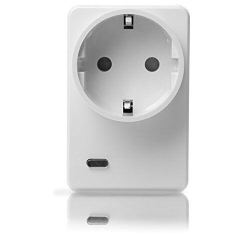 Lupus Electronics Lupusec draadloos stopcontact voor XT1 alarmsysteem, compatibel met XT1 alarmsystemen, energieklasse A, 12010