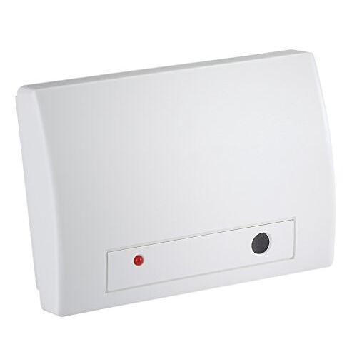 Lupus Electronics Lupusec 12011 Glasbreuk-sensor voor de XT Smarthome alarmsystemen, compatibel met alle XT draadloze alarmsystemen, meldt brekende ramen binnen een straal van 6 meter, werkt op batterijen