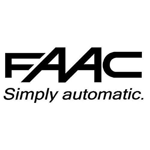 FAAC E024 S Elektronische kaart