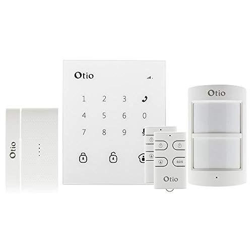OTIO Kit alarmen Maison sans fil connectée