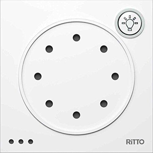 Ritto 1876020 Portier deurintercommodule zilver