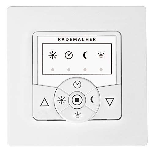 RADEMACHER Troll Basis DuoFern 5615-UW (wit) draadloze timer voor rolluiken