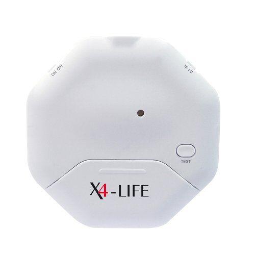 X4-LIFE Beveiliging glasbreuk alarm