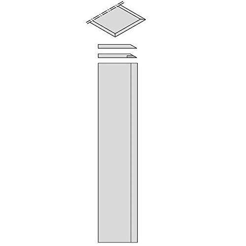 CMT Orange Tools 792.262.30 – Set 2 messen HS HW 260 x 30 x 3 voor schaafmessen