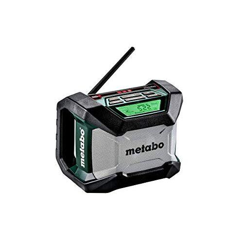 Metabo R 12-18 BT accu-bouwplaatsradio, bouwplaatsradio 600777850